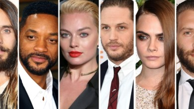 Will Smith, Tom Hardy, and Jared Leto All Cast in DC's Suicide Squad