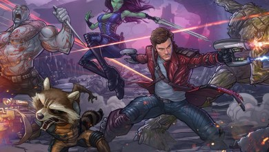 Introducing the Cast of the Guardians of the Galaxy Animated Series
