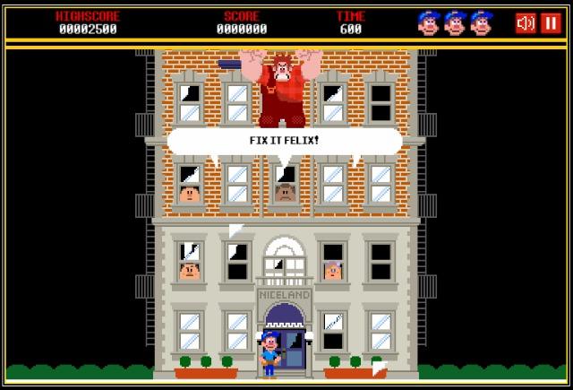 Wreck-It-Ralph-game