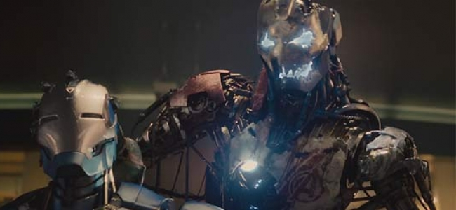 Avengers: Age of Ultron Extended Trailer Has Way More of James Spader Being Creepy