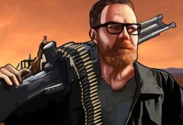 'Breaking Bad' and 'Grand Theft Auto' Crossover in These Epic Fan Art Pieces