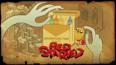 Adventure Time Recap: 'Red Starved'