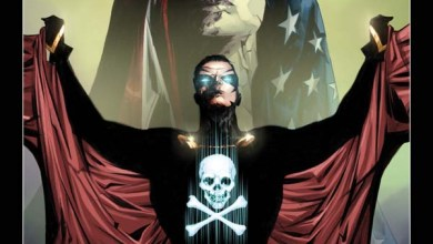 Black Cross #1 Review - An Atmospheric, but Hollow Supernatural Mystery
