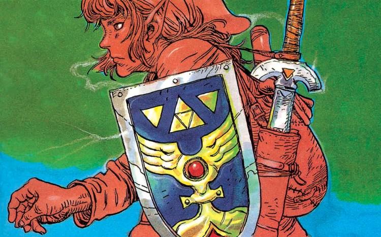 Katsuya Terada Zelda Artwork (10)