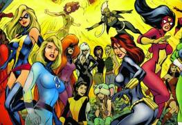 Funny Books: One More Time, Top 5 Female Avengers!