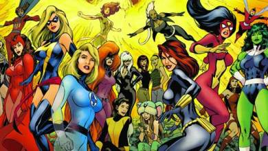 Photo of Funny Books: One More Time, Top 5 Female Avengers!