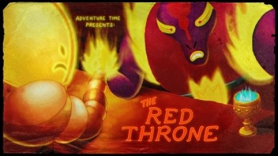 "Adventure Time Recap: ""The Red Throne"""