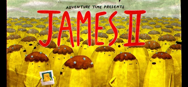 """Adventure Time Recap: Objectivity and Karma in """"James II"""""""