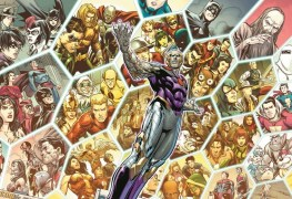 Convergence: A Brief History of DC Comics' Love Affair with Reboots
