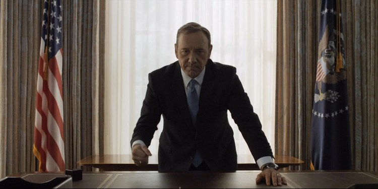 house of cards oval office