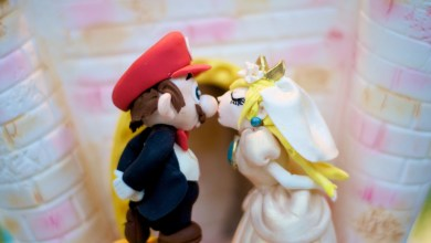 Photo of This is the Best Video Game Wedding Cake I've Ever Seen