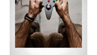 Photo Series Explores the Evolution of Video Game Controllers