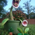 Real Life Piranha Plant from Super Mario is Absolutely Terrifying