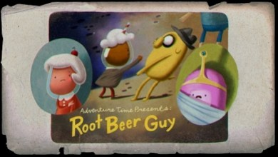 "Photo of Adventure Time Recap: ""Root Beer Guy"""