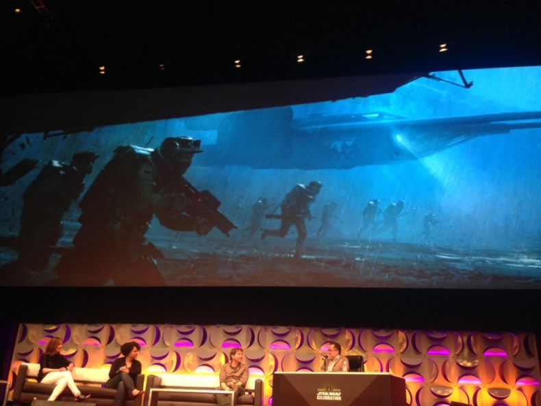 What is Gareth Edwards' Star Wars: Rogue One About? UPDATED: Now With A Trailer!