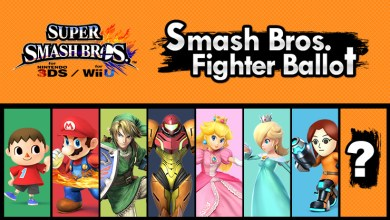 Photo of Super Smash Bros. Fighter Ballot: Your Ultimate Voting Guide