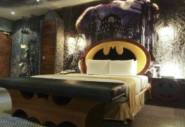 This Batman Hotel Room In Taiwan Is A Total Bucket List Item