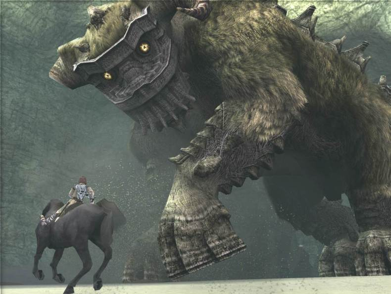 Why I Hate Shadow of the Colossus