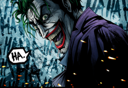 Comparing The Many Faces Of the Joker