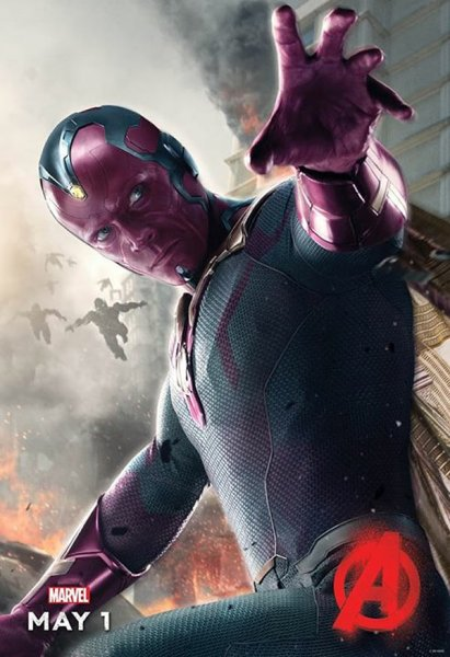 Vision Character Poster