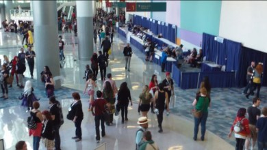 Photo of Walk the 2015 Wondercon Show Floor in Style!