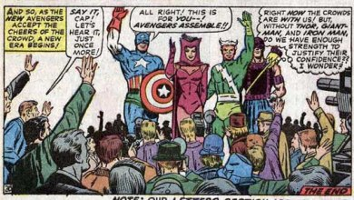 Photo of Funny Books: The Avengers, A Brief History [Series Spotlight]