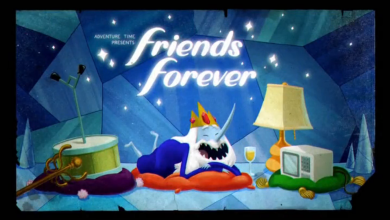 "The Annotated Adventure Time: The Shock of Consciousness in ""Friends Forever"""
