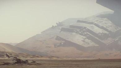 New Star Wars: The Force Awakens Teaser Debuts at Celebration 2015!