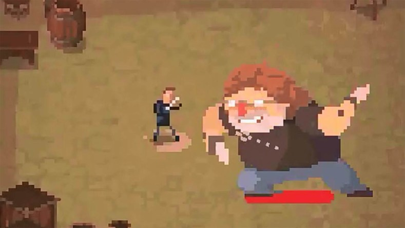 Gabe Newell Stars as Villain in New Indie Dungeon Crawler