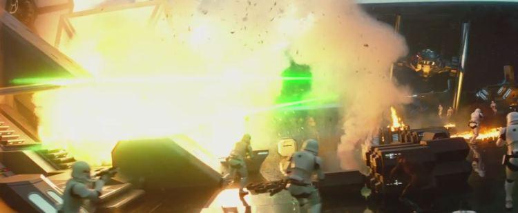 star wars force awakens trailer 2 16 tie fighters