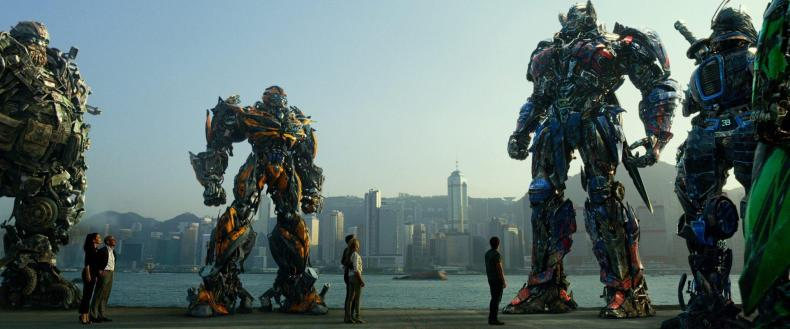 How Transformers Wants to be More Like the Marvel Universe