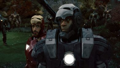 Confirmed! War Machine is Definitely in Avengers: Age of Ultron