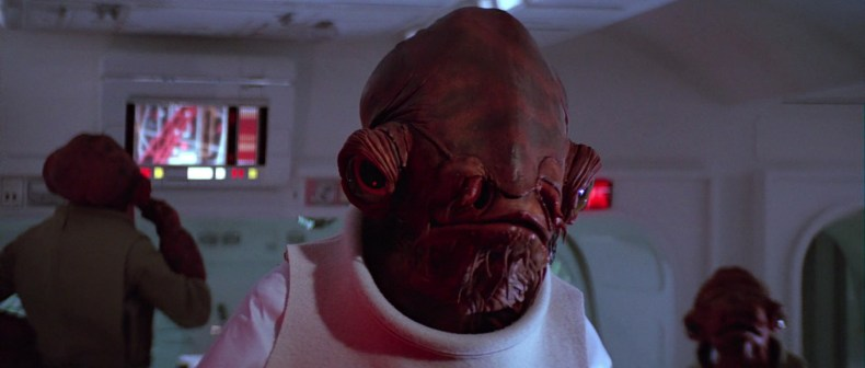 Star Wars Canon Catch-Up: Who is Admiral Ackbar? [Updated]