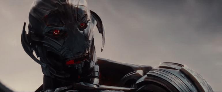 Ultron. He's ten shades of metallic awesome.