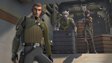 Will Star Wars Rebels be Coming to Disney Infinity?