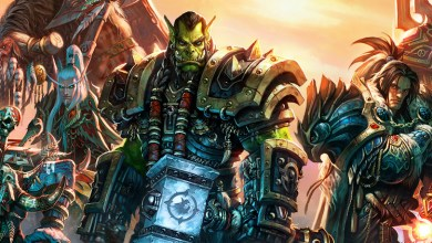 Here's Your First Look At Orgrim Doomhammer in the Warcraft movie