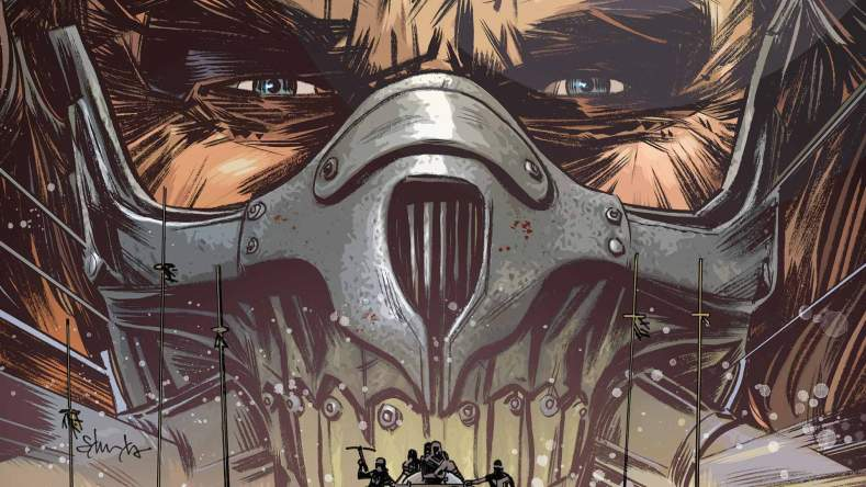There's a Mad Max: Fury Road Prequel Comic, and the First Issue Is Out Today