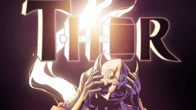 Thor #8 Review - Who is the Woman Beneath the Mask?