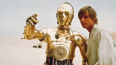 Star Wars: The Force Awakens - Is This C-3PO's New Look?