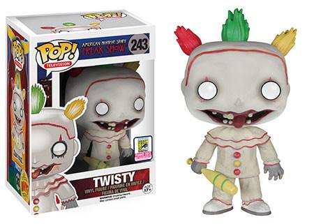 American Horror Story Freak Show - Twisty Unmasked