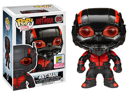 Ant-Man - Black Out Ant-Man