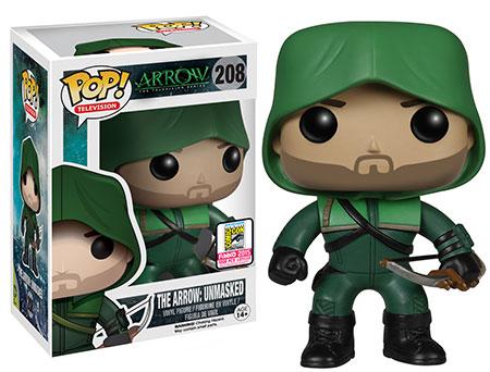 Arrow - The Arrow Unmasked