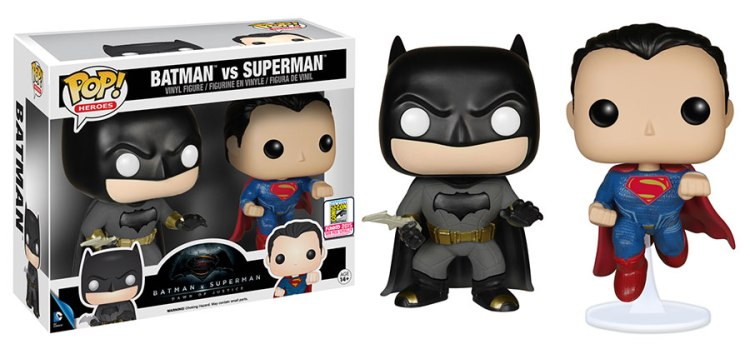 Batman v Superman - Batman v Superman 2-pack