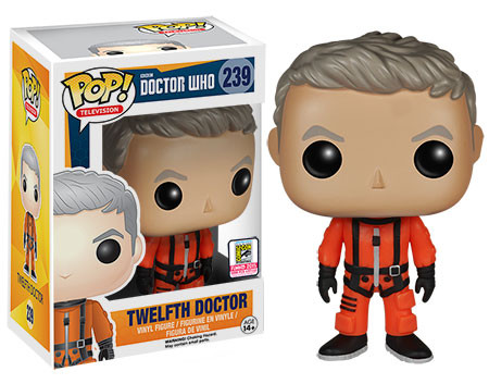 Doctor Who - Twelfth Doctor Spacesuit