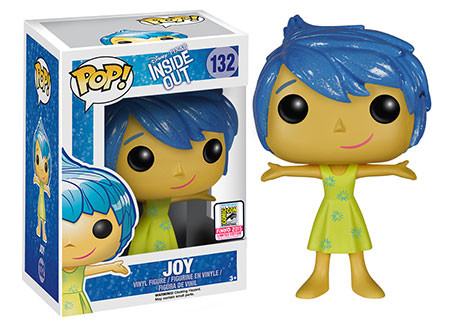 Inside Out - Sparkle Hair Joy