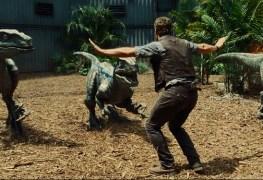 Jurassic World Movie Review: Half Wow, Half Snore