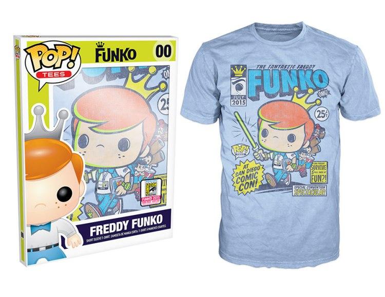 SDCC Freddy Funko