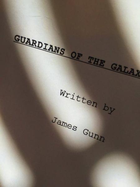guardians of the galaxy 2 script
