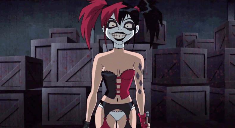 Harley Quinn Tween Costume