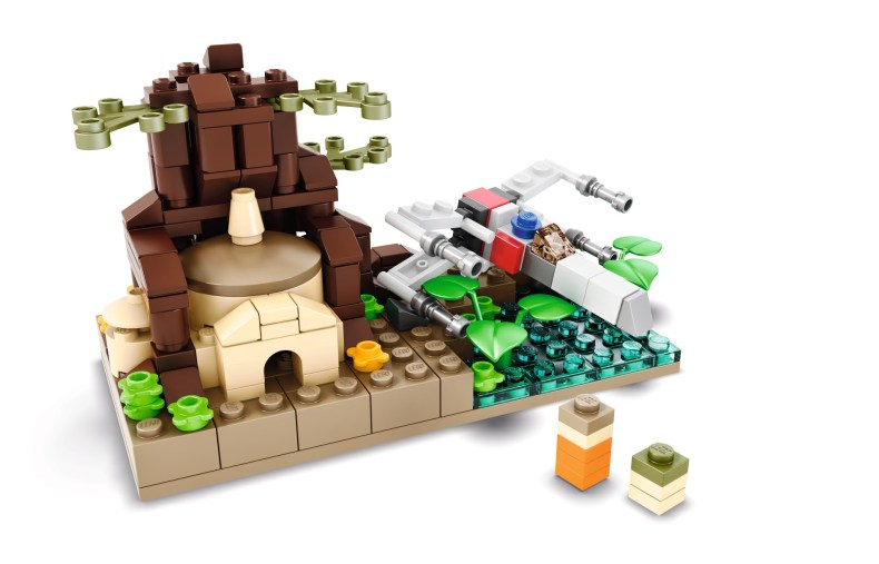 Exclusive Star Wars LEGO Set Coming to Comic-Con, But It Won't Be Easy to Get